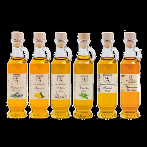 Tasting Kit Flavored Olive Oils