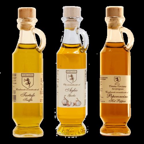 Flavored Olive Oil Kit