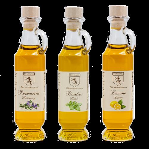 Mediterranean Flavored Olive Oil
