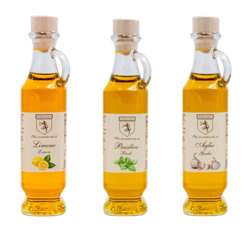 Pesto pasta oils kit